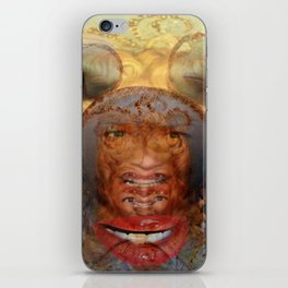 FELIX CULPA iPhone Skin