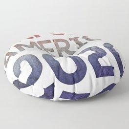 Unfuck America 2020 Floor Pillow