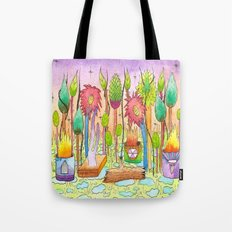 Dream Garden 2 Tote Bag
