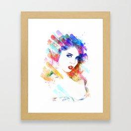 Jessi Palmer Framed Art Print