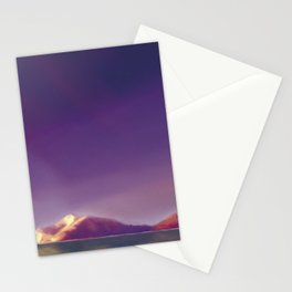 Atardecer Stationery Cards