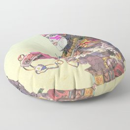 B.E.L.E Floor Pillow