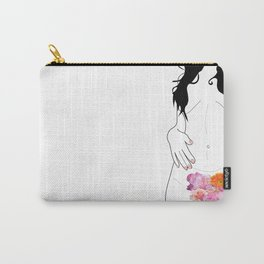 Garden of Eve Carry-All Pouch