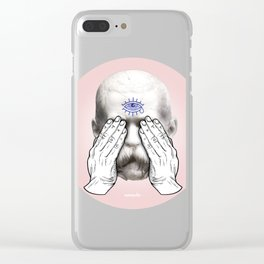 A SINGLE DROP Clear iPhone Case