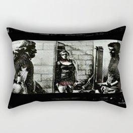 Neck Rectangular Pillow