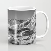 rocky Mugs featuring Rocky by John Hinrichs