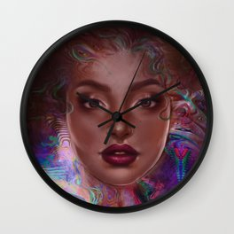 Another Moment Wall Clock