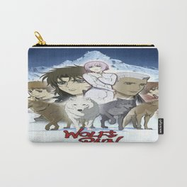 Wolfs Rain 8 Carry-All Pouch