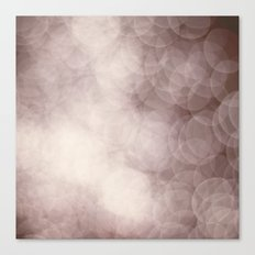 x-mas light Canvas Print
