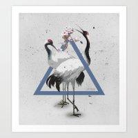 Stalkers Art Print