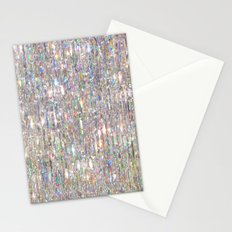 To Love Beauty Is To See Light (Crystal Prism Abstract) Stationery Cards
