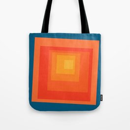 Homage to the Square Tote Bag