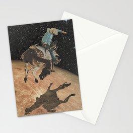 Lunar Bronco (Tribute to Apollo 13) Stationery Cards
