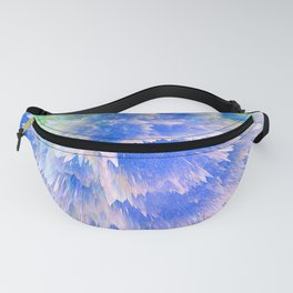 """""""Unbreakable Spirit"""" Abstract Design Fanny Pack"""