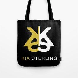 Kia Sterling GW/B Tote Bag