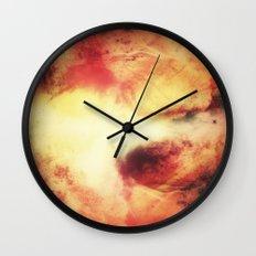A Vibrant Journey Wall Clock