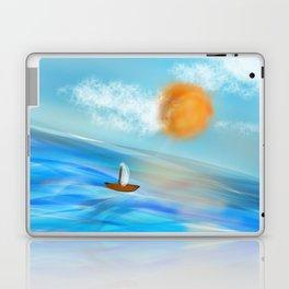 sunny's coming Laptop & iPad Skin