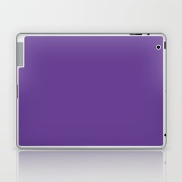 Deep Ultra Violet 2018 Fall Winter Color Trends Laptop & iPad Skin