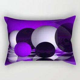 3D - abstraction -121- Rectangular Pillow