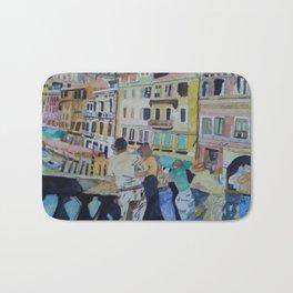 Urlaub in Venedig Bath Mat