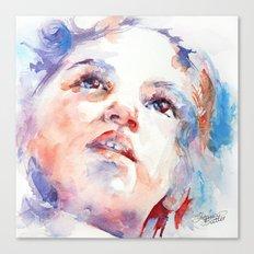 In Wonder Canvas Print