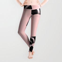 Snake Pink Leggings