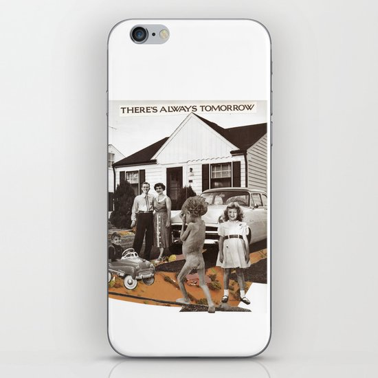 Positive Mental Attitude  iPhone Skin