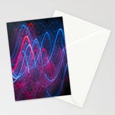 Light Wave Stationery Cards