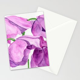 Huddled Against The Winds Stationery Cards
