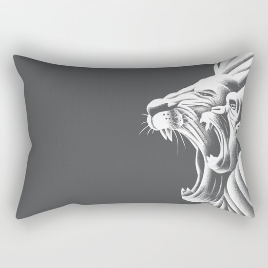 Call of the Wild Rectangular Pillow