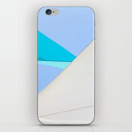 Abstract Sailcloth c1 iPhone Skin