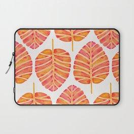 Elephant Ear Alocasia – Peach Palette Laptop Sleeve