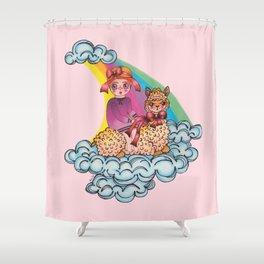 ALMA Shower Curtain