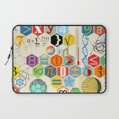 Math in color Laptop Sleeve