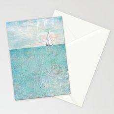 Boat (variation) Stationery Cards