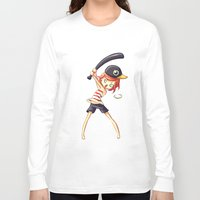 baseball Long Sleeve T-shirts featuring Baseball by Freeminds