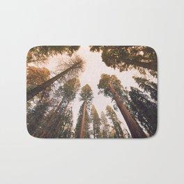 Sequoia Sunset Bath Mat