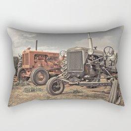 Tractor Show Rectangular Pillow