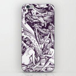 Sabbat iPhone Skin