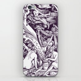Sabbat iPhone Skin