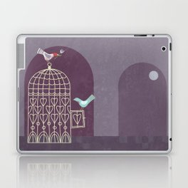 Leaving the Birdcage Laptop & iPad Skin