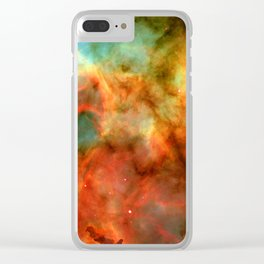 A Game of Shadow and Light Clear iPhone Case