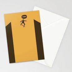 WTF? Skate! Stationery Cards
