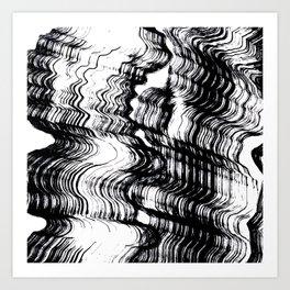 Quake Art Print