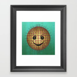 Pinny Framed Art Print
