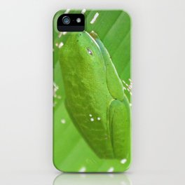 Electric Eyes iPhone Case