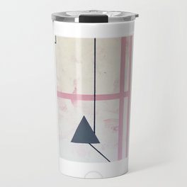 Sum Shape - iPhone graphic Travel Mug