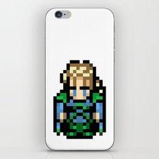Final Fantasy III - Edgar iPhone & iPod Skin