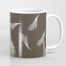 superb lyrebird feathers  Coffee Mug