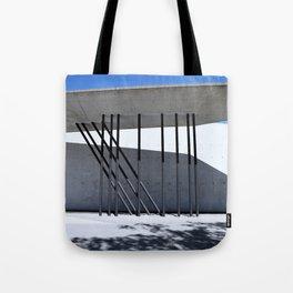 Architecture in Line Tote Bag